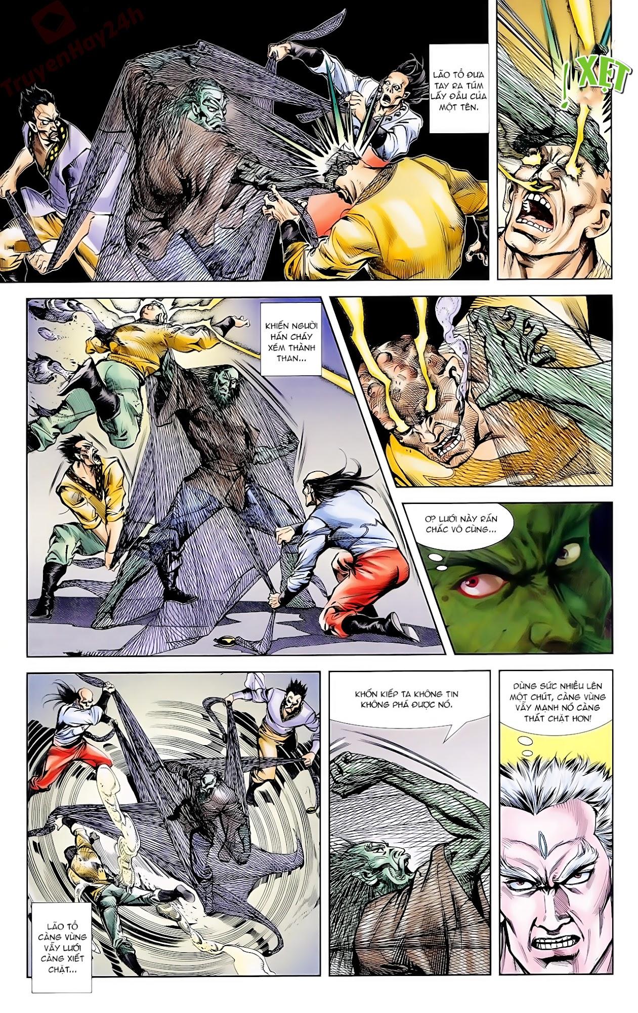 Cơ Phát Khai Chu Bản chapter 62 trang 26
