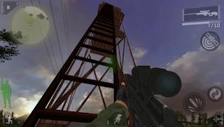 Commando Adventure Shooting Mod Apk v5.0 (Unlimited Money)