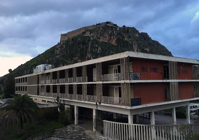 """""""Γκολ"""" Μαντωνανάκη στη κόντρα με το Δημόσιο  - Διαμάχη με την ΕΤΑΔ και για τα τρία ξενοδοχεία στο Ναύπλιο"""