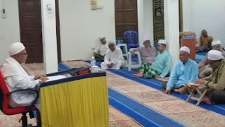 [Gambar] Pengajian Tauhid oleh Imam Musa