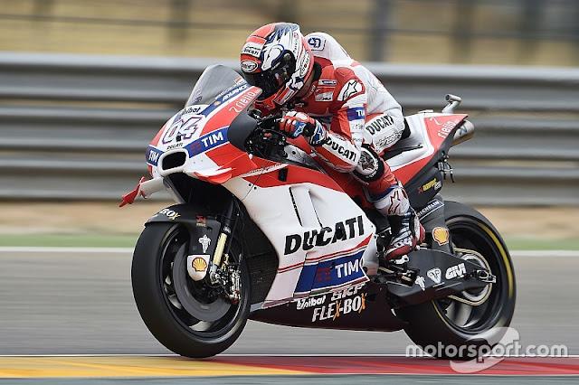 Latihan Bebas 1 MotoGP Motegi, Jepang : Dovizioso Tercepat