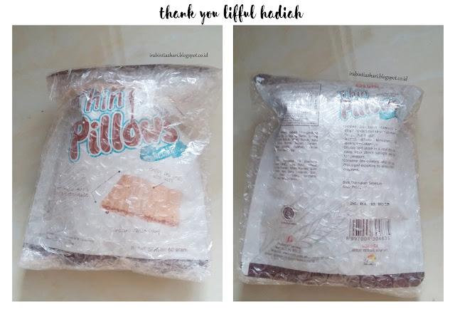 oishi, oishi thin pillows