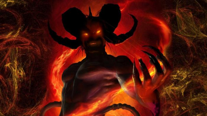 Sejarah Iblis, Musuh Abadi Manusia