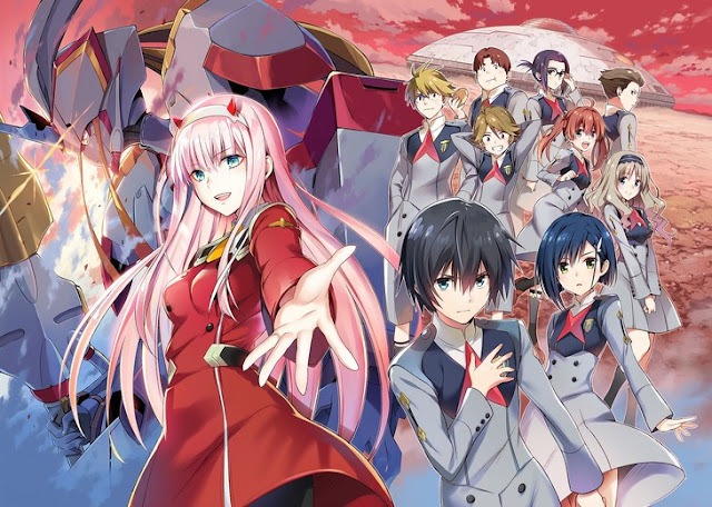 Download OST Opening Ending Anime Darling in the FranXX Full Version