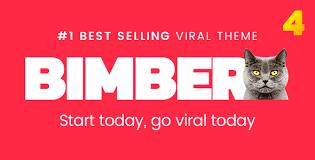Download Bimber v4.2.2- Viral Magazine WordPress Theme LATEST