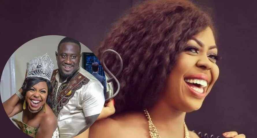 Controversial Ghanaian Comedienne's (Afia Schwarzenegger) Sex Video Trends On Social Media