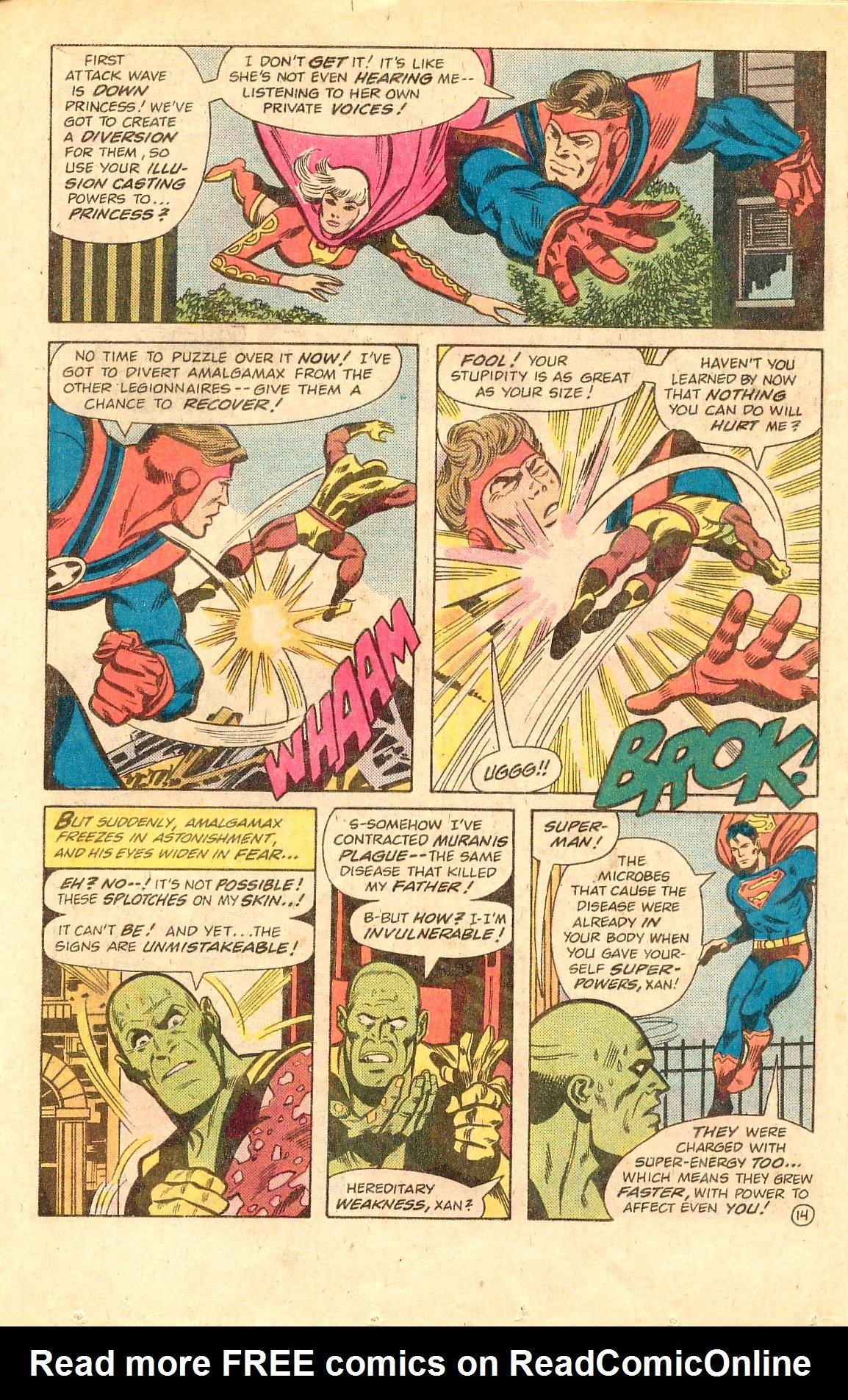 Read online World's Finest Comics comic -  Issue #284 - 19