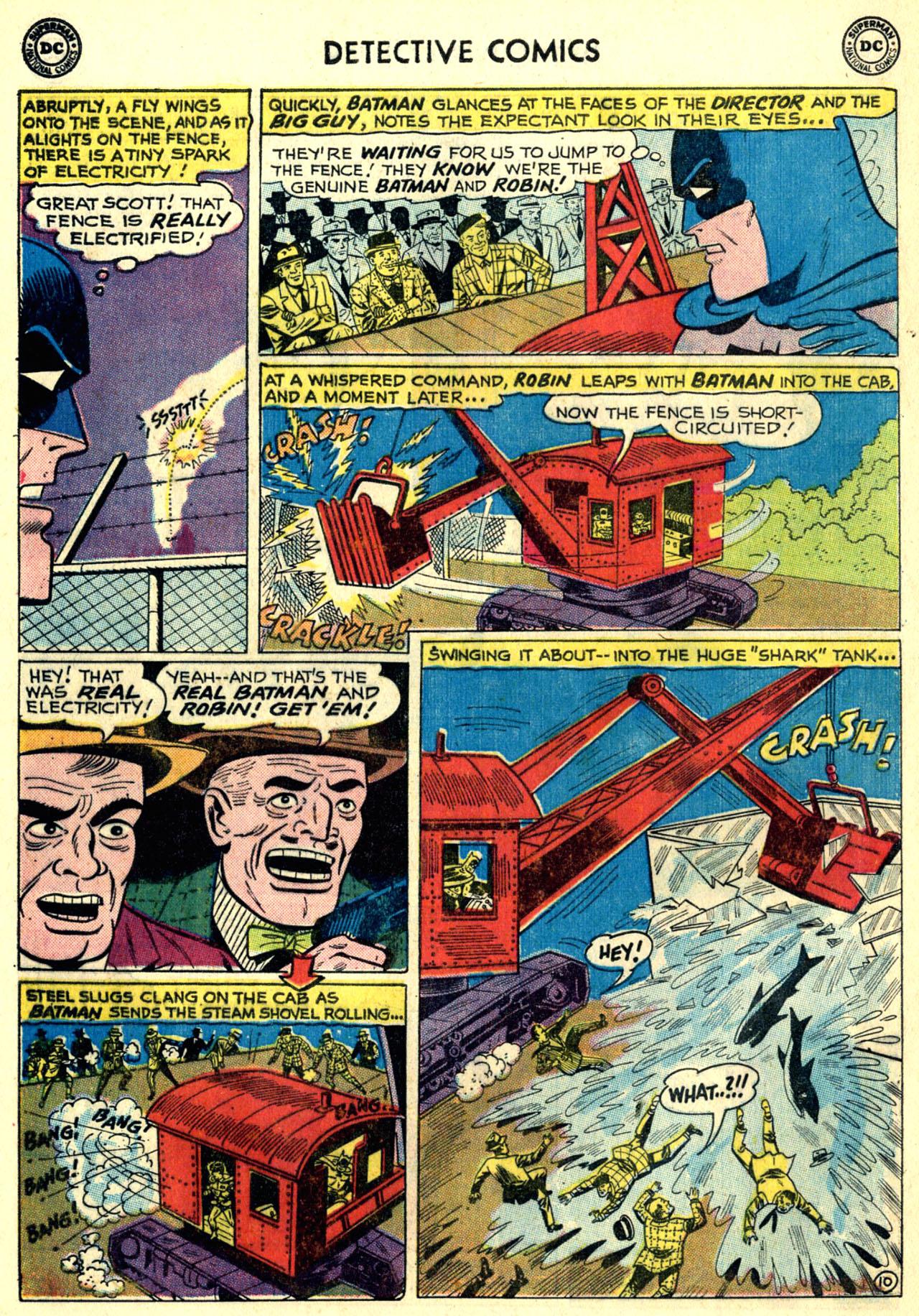 Detective Comics (1937) 269 Page 11