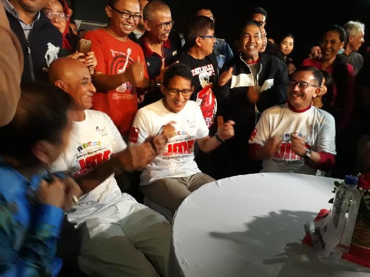 Salah Satu Syarat Sukses Jadi Pengusaha, Sandiaga Uno: Silaturahmi