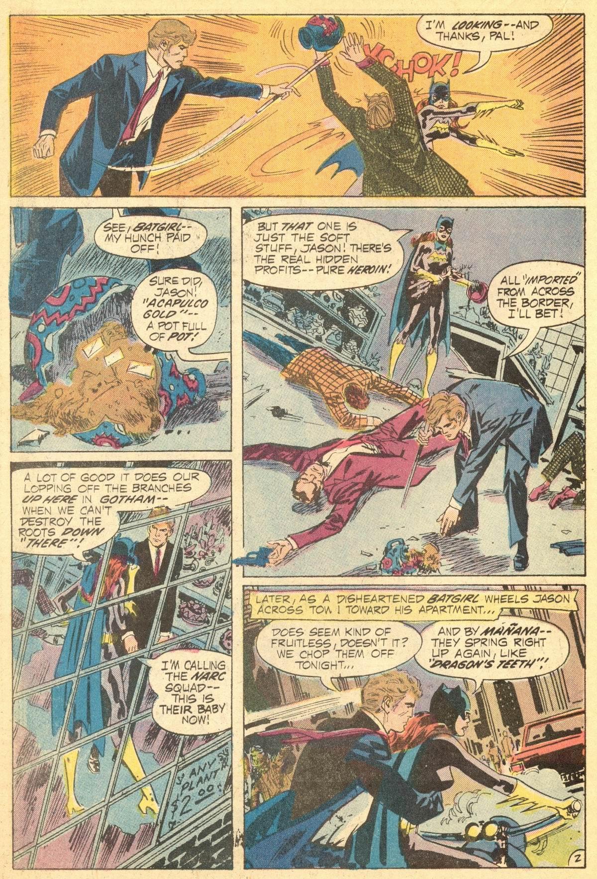 Detective Comics (1937) 420 Page 23