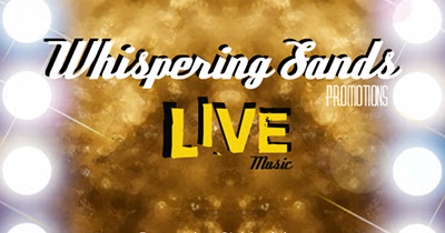 Whispering Sands Live: Join us this week for the best ♥ LIVE MUSIC ♥ on the grid!