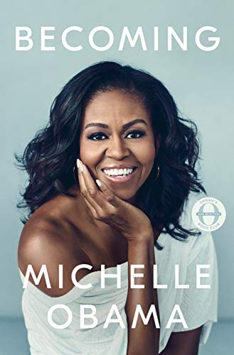 read, reading, amreading, Michelle Obama, Becoming, nonfiction, First Lady, Goodreads, Amazon, Kindle reads, bestseller