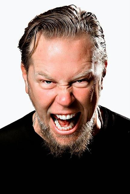 Resultado de imagen de James Hetfield