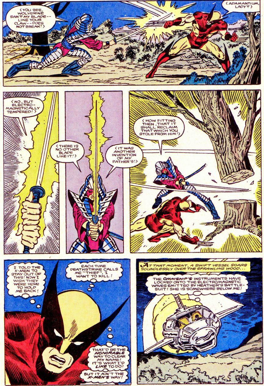 Read online Alpha Flight (1983) comic -  Issue #34 - 18