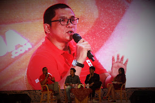 CEO Blanja.com bernama Aulia Ersyah Marinto