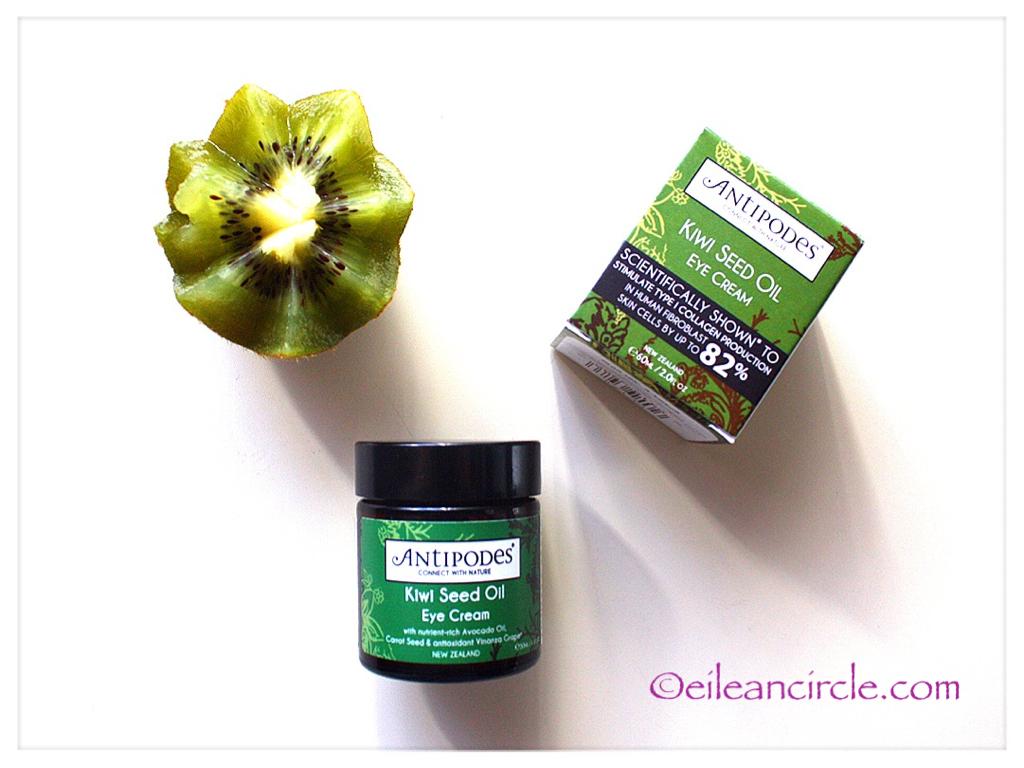 Antipodes Skincare, contorno ojos, antioxidante, cosmética natural