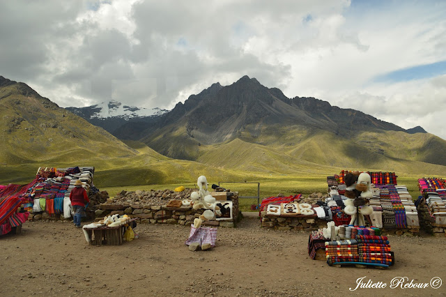 Col d'Alta la Raya au Pérou