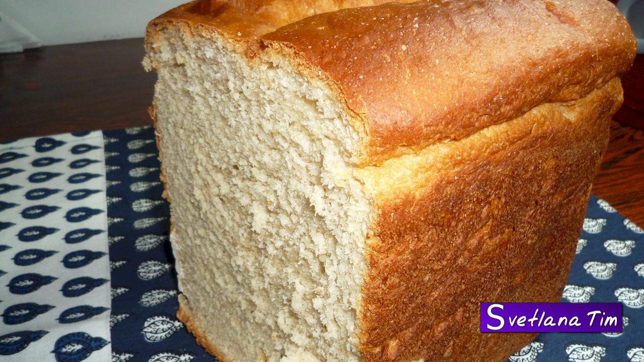 Хлеб с отрубями в ХЛЕБОПЕЧКЕ.