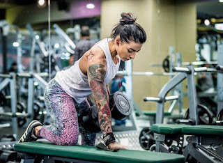 VJ Bani as bigg boss season 10 contestant 2016