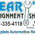 Need your car worked on? Give Leary's alignment a call