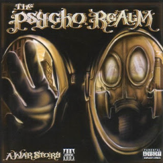 The Psycho Realm – A War Story (Book 2) (2003) FLAC