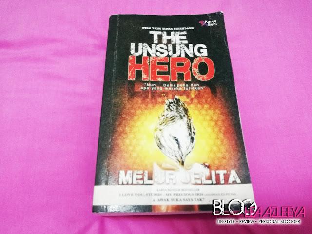 The Unsung Hero Hadiah Dari Sahabat Blogger, melur jelita