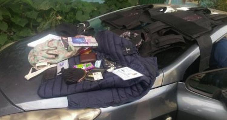Cinco personas usaban chalecos antibalas cuando asaltaban en la Delegación Iztapalapa, en la CdMx