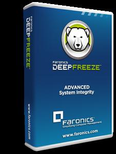 تحميل برنامج ديب فريز 2019 لتجميد الكمبيوتر Download Deep Freeze Standard 8