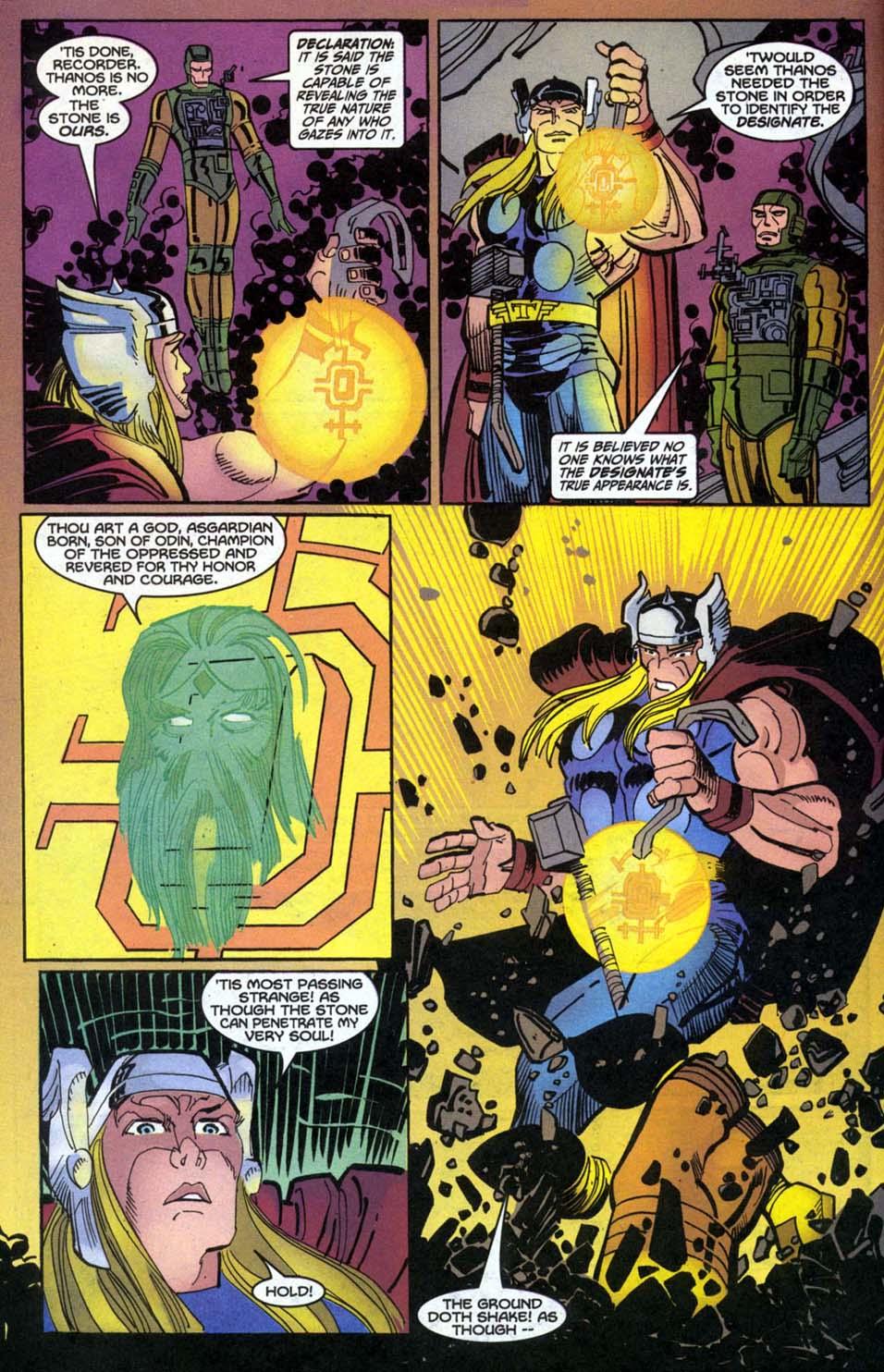 Thor (1998) Issue #22 #23 - English 17