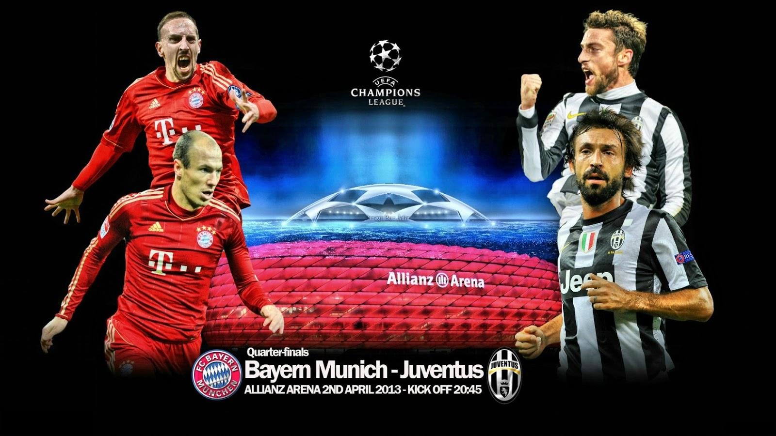 München Juventus