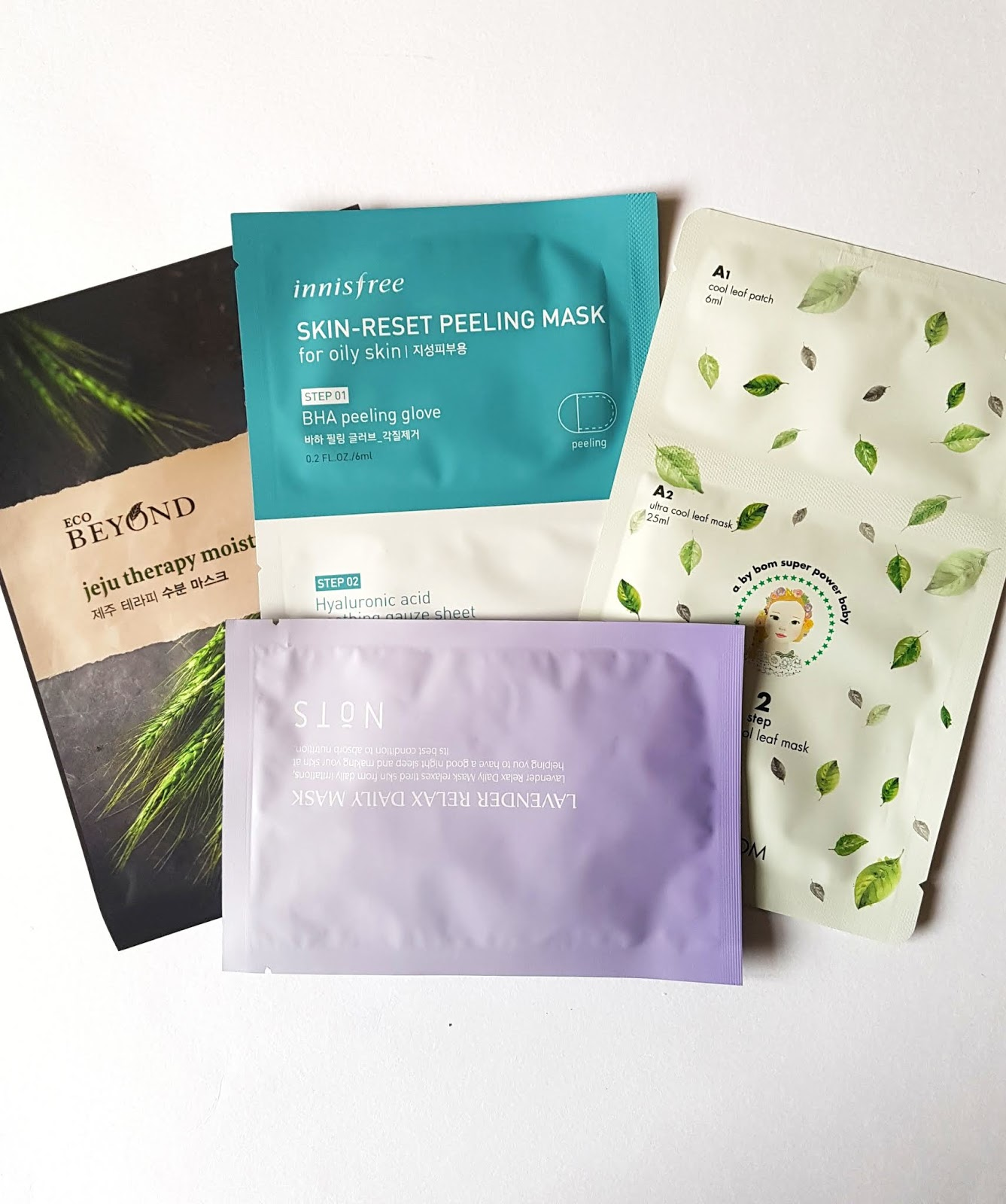 Mask Time subscription box
