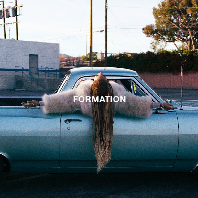 "Beyoncé released ""Formation,"" her first new song since 2014"