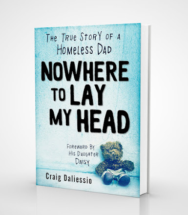 """Nowhere to lay my Head"" is here! Click link to check it out!"