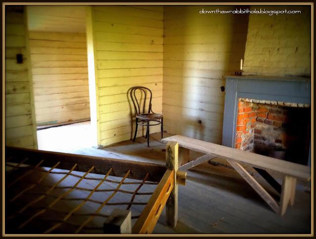 St Joseph's slave cabins, New Orleans plantations, Louisiana history