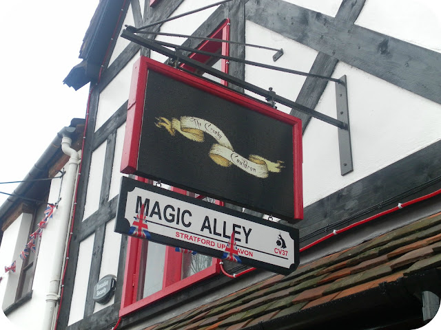 Magic Alley, Stratford Upon Avon