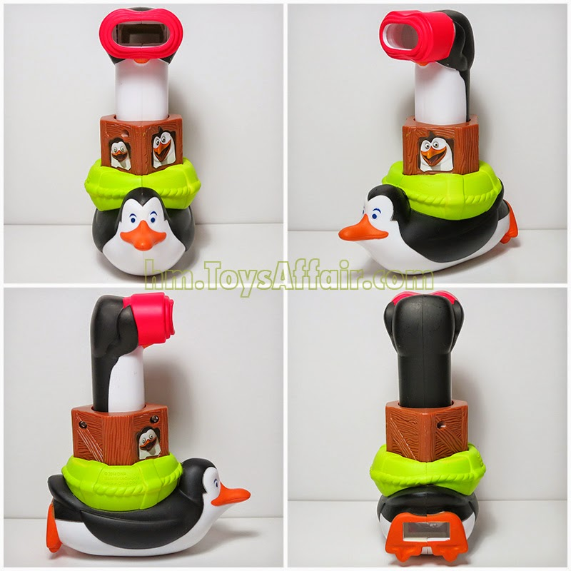 Penguins Of Madagascar Happy Meal