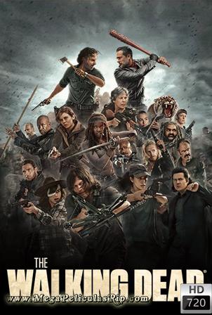 The Walking Dead Temporada 8 [720p] [Latino-Ingles] [MEGA]
