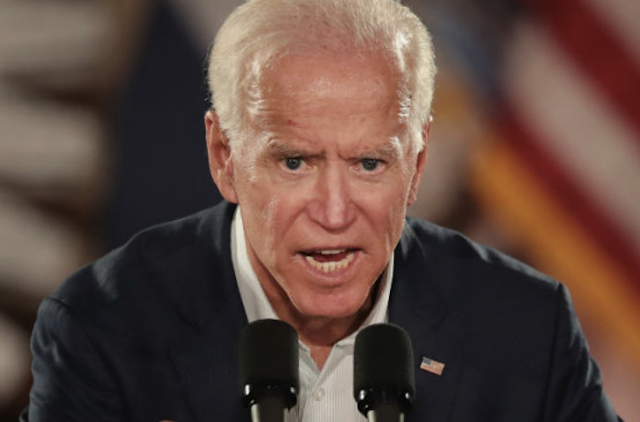 Biden Upset Obama Flirting With Beto O'Rourke, 2020 Challengers