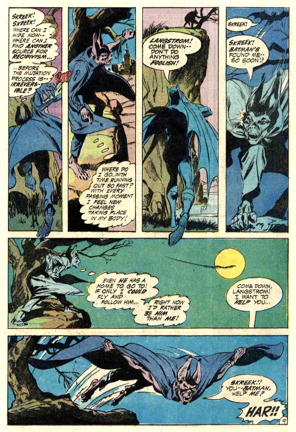 Detective Comics (1937) 402 Page 12
