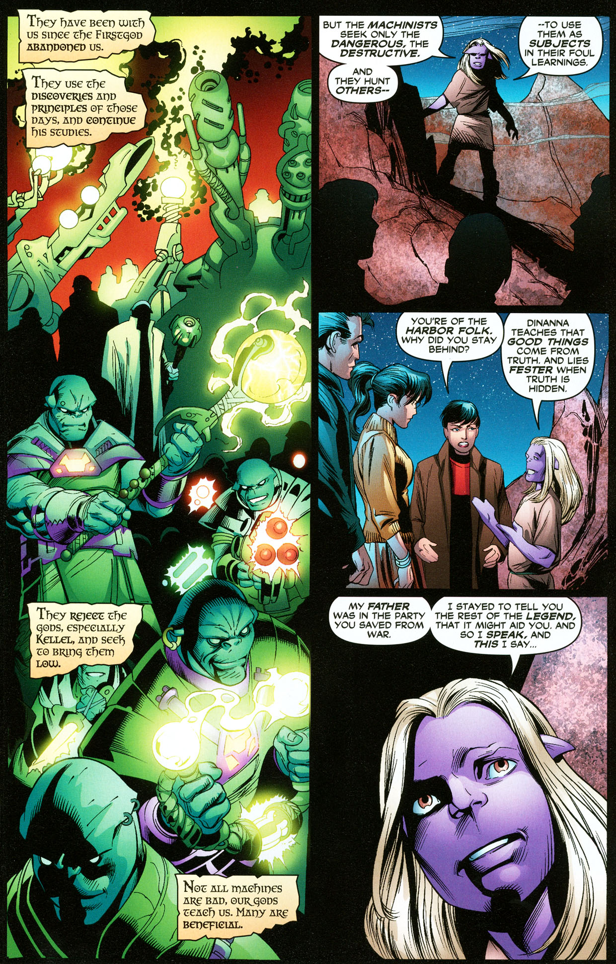 Read online Trinity (2008) comic -  Issue #33 - 7