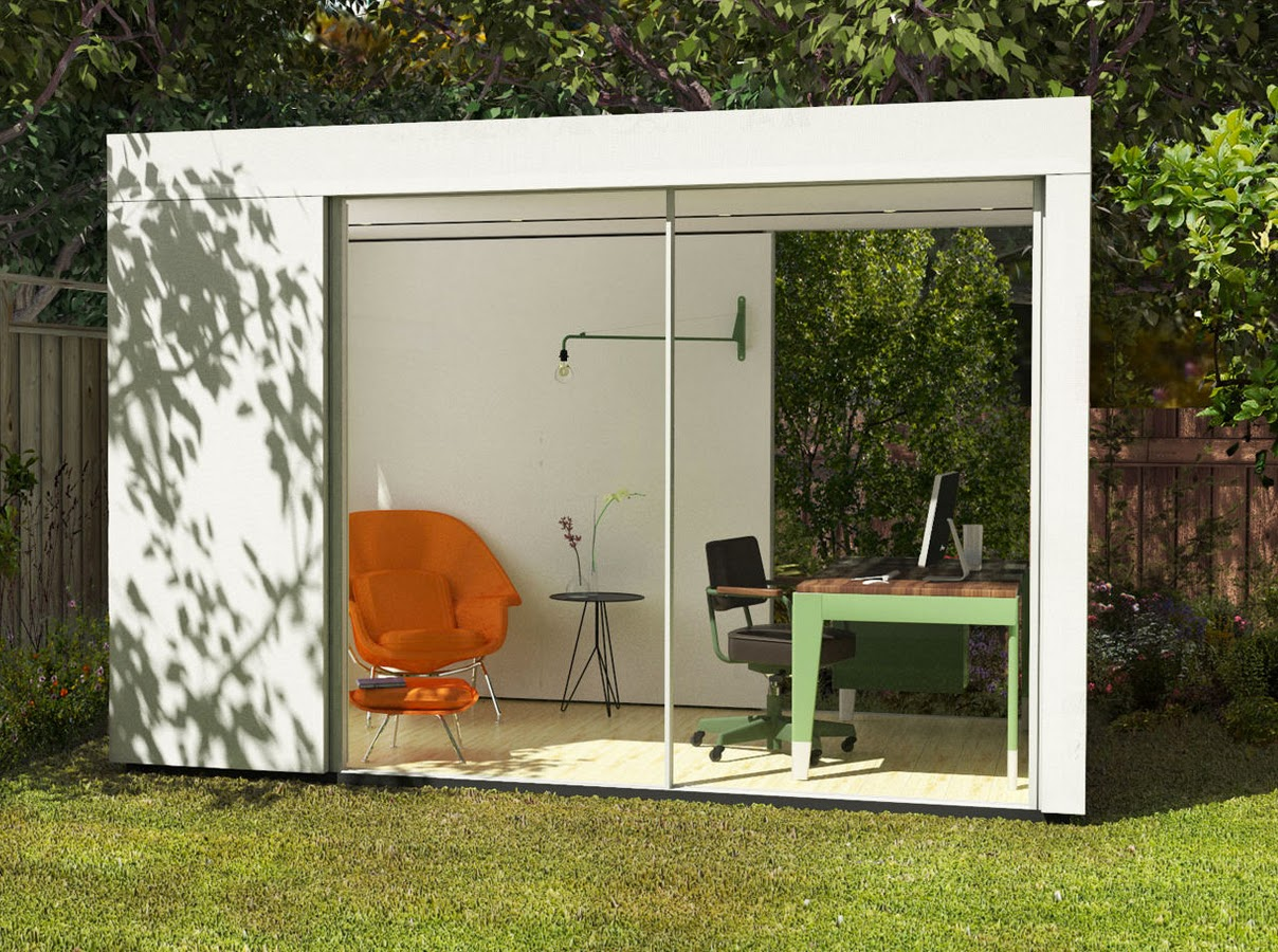 Shedworking Cover Garden Offices In The Usa