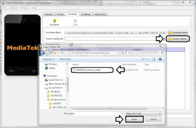 Cara Flashing Vivo Y11iT dengan mudah Via SP Flashtool