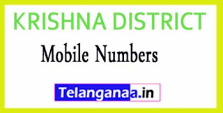 KRISHNA DISTRICT MPDO OFFICE Phone Numbers-Mobile Numbers Andhra Pradesh State
