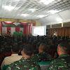 Tak Ada Pelanggaran, Kasdam II/Sriwijaya Bangga Terhadap Prajurit Kodim 0417/Kerinci