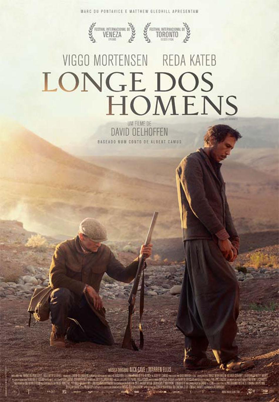 Longe dos Homens - Dublado
