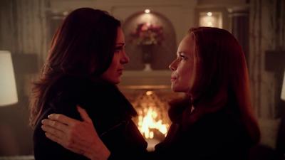 Once Upon a Time 5x12 Reencuentro de Regina y Cora en el Inframundo