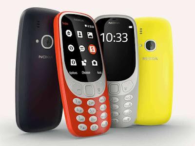 MWC 2017: Нова Nokia 3310 - відродження легенди?