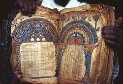 Exemplar Mais Antigo da Bíblia