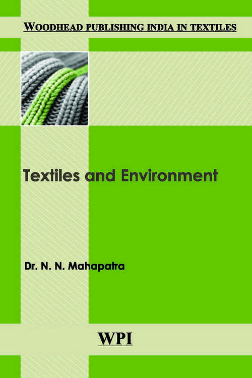 Textiles and Environment