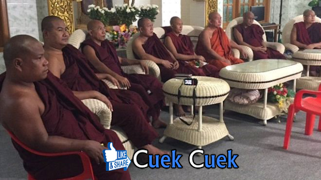 Biksu Garis Keras Myanmar